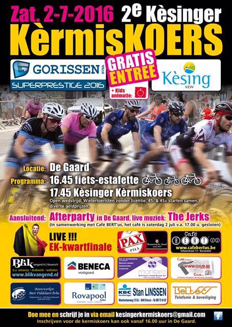 2e Kermiskoers Kessenich @ De Gaard   Kinrooi   Vlaanderen   België