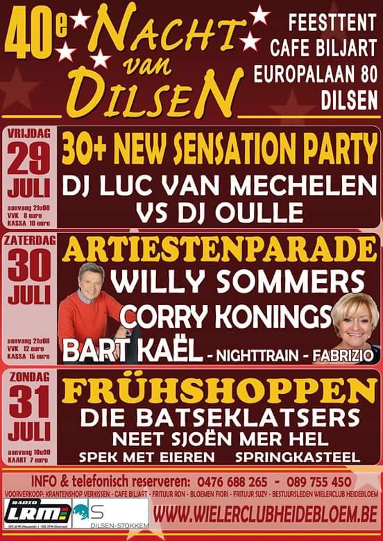 40e Nacht van Dilsen @ Café Biljart | Dilsen-Stokkem | Vlaanderen | België
