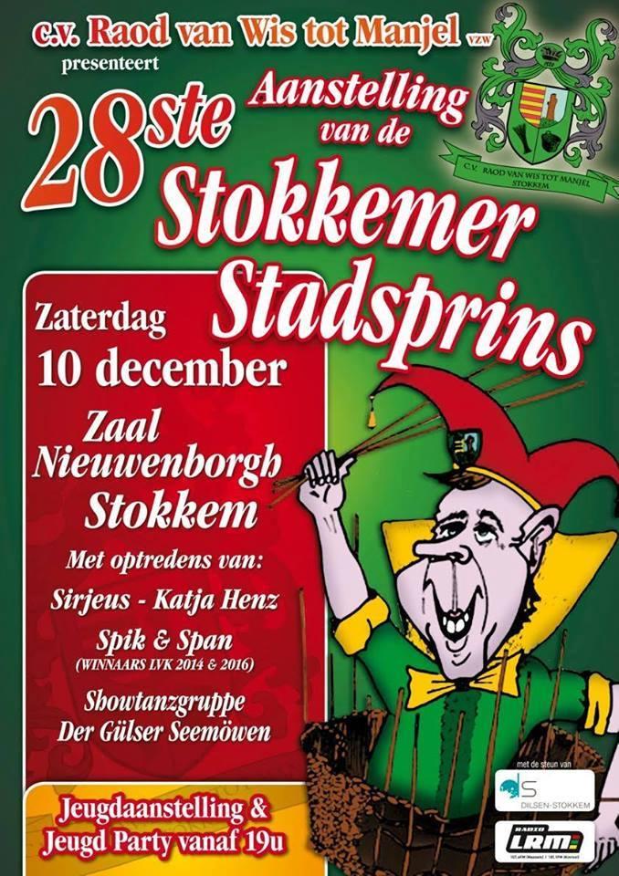 28ste aanstelling van de nieuwe prins Stokkem @ Zaal Nieuwenborgh | Dilsen-Stokkem | Vlaanderen | België