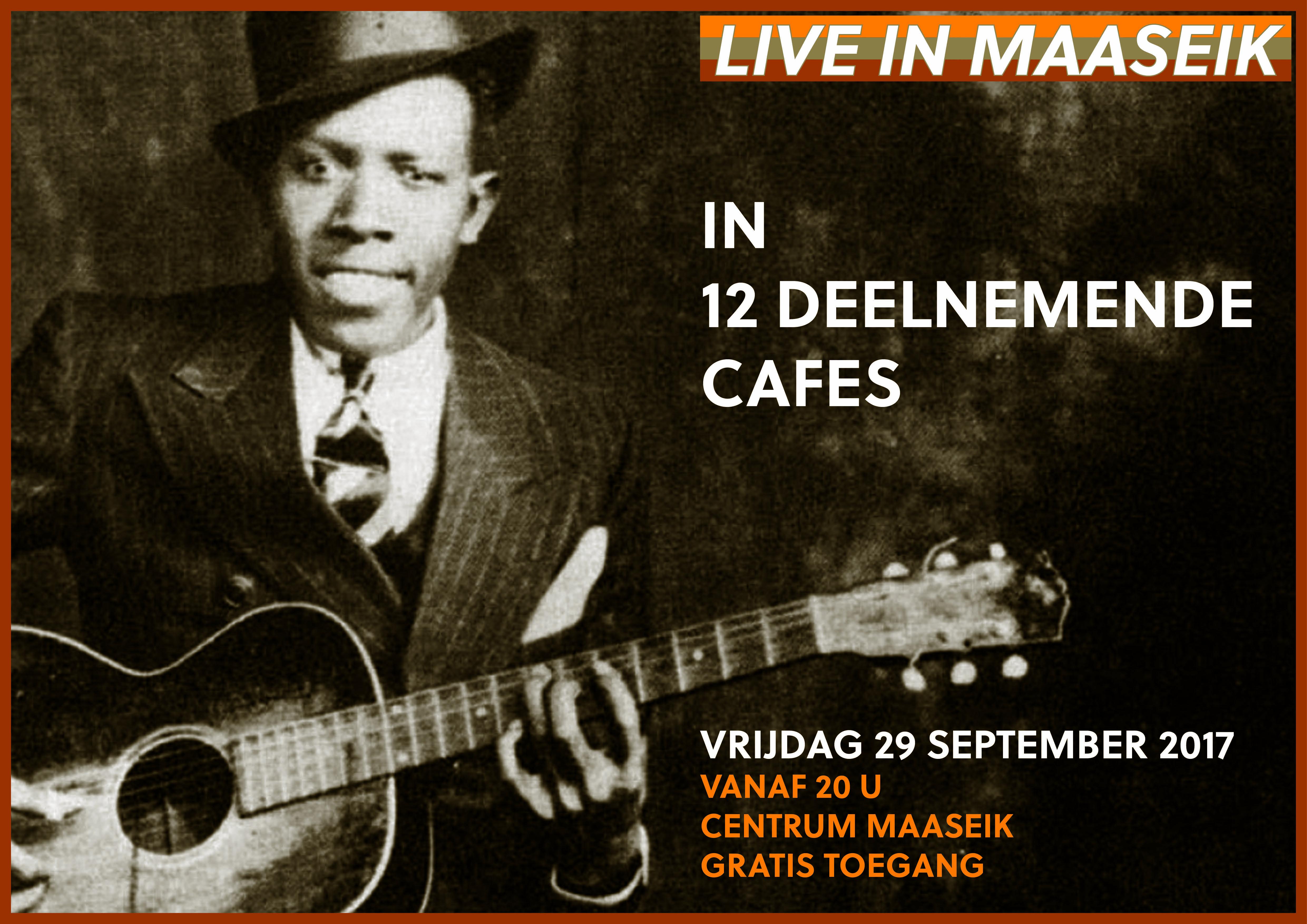 Live in Maaseik @ Centrum Maaseik | Maaseik | Vlaanderen | België
