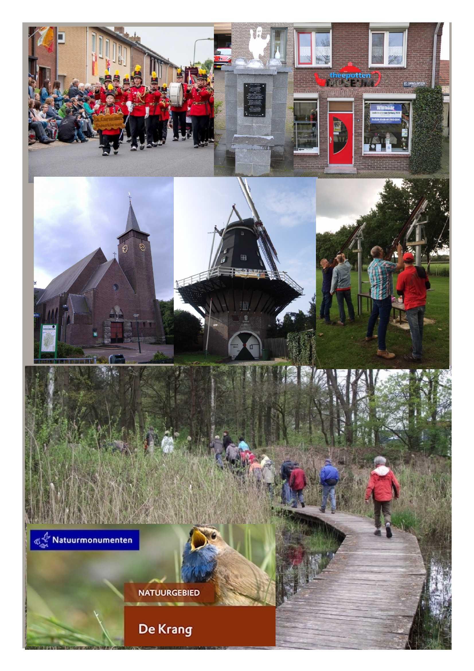 Een actief cultuurhistorisch dagje Swartbroek @ Swartbroek | Weert | Limburg | Nederland