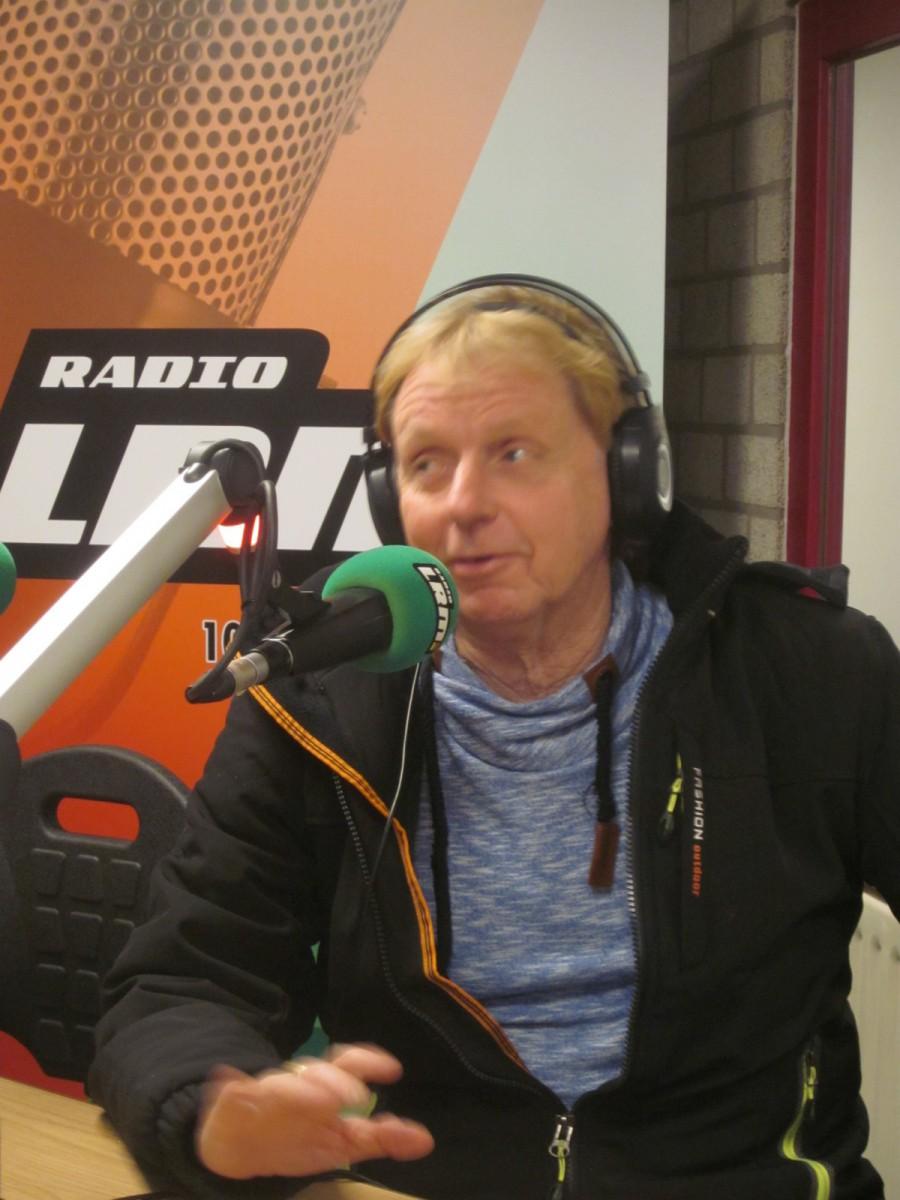 15 januari 2020 - Feestzanger René